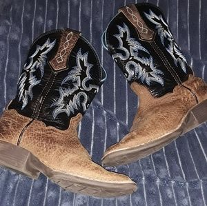 Little Boys/Ariat Brand/size:10 Cowboy Boots
